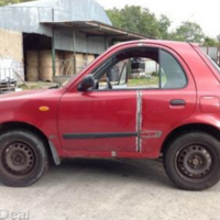 Look what this Louth man did to his Nissan Micra