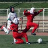 Iran women's football captain isn't at a major tournament - because her husband won't let her go