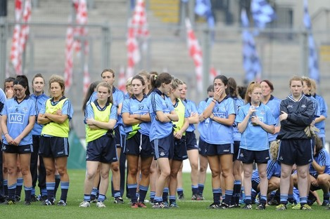 Cork beat Dublin 2-13 to 2-12 in the 2014 decider.