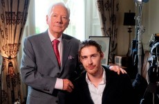 Hozier has been explaining to Gay Byrne why he thinks baptism is ridiculous