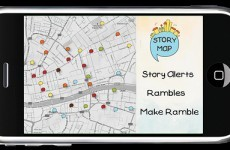 Explore Dublin though interactive video map