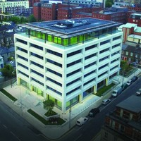 This revamped Dublin office building comes with a basketball court