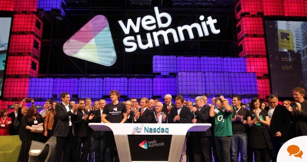 The Web Summit relocation isn't surprising, we couldn't even keep the WiFi working