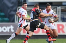 Samoa pick one-time Ulster number 10 for battle with wounded Springboks