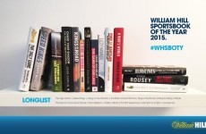 These are 14 of this year's best sports books. How many have you read?