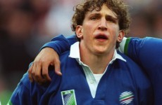 Italy's Bergamasco in line to equal record by featuring in 5th Rugby World Cup