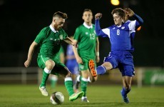 Jack Byrne returns to strong Ireland U21s squad as they look to keep up 100% record