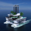 Forget mega yachts - this mobile private island just upped the ante on billionaire toys