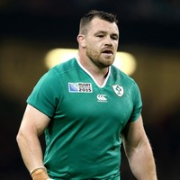 Schmidt set to hand Healy his RWC starting chance against Romania