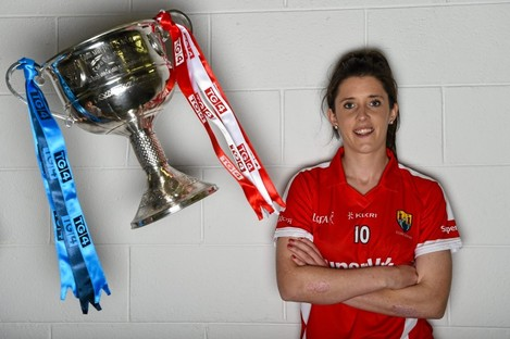 Mourneabbey's Ciara O'Sullivan is captaining the Cork ladies in 2015.