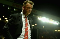 Van Gaal concerned by injury-hit Manchester United defence