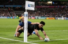 Milner Skudder puts Argentina behind him to dazzle in All Blacks win