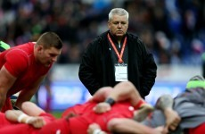 Gatland -  Master of the wind-up has yet to deliver against southern hemisphere