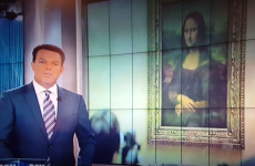 Leonardo DiCaprio painted the Mona Lisa, according to this US news anchor