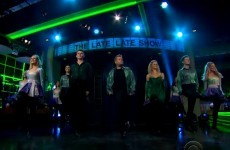 James Corden did Riverdance live last night and it was actually quite impressive
