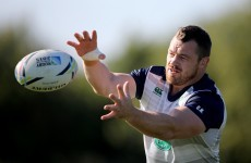 Cian Healy starts for Ireland as Schmidt hands 10 shirt to Madigan