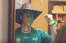 This Dublin fan dressed up in Kerry gear on All-Ireland final day to win €5,000 for his GAA club