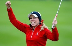 Europe gain single-point advantage at Solheim Cup