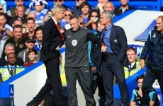 'He can cry in the morning, not achieve - nothing happens': Mourinho blasts Wenger