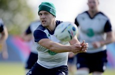 Ian Madigan may get a run at scrum-half against Romania - Schmidt