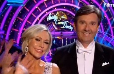 Daniel O'Donnell danced on Strictly Come Dancing tonight -- here's what you missed