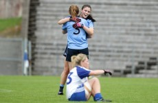 From water girl to full-back in an All-Ireland final: Muireann Ni Scanaill's journey