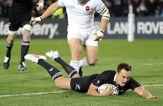 As it happened: New Zealand v France