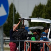 Austrian taxi drivers earning €450 a day from migrant crisis