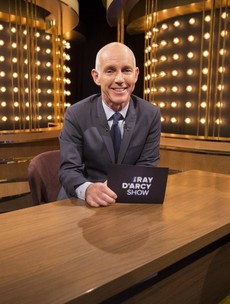 Here's how people reacted to Ray D'Arcy's new show last night