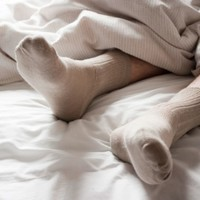 Is it ever OK to keep your socks on during sex?