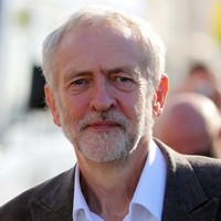 Jeremy Corbyn repeats call for a united Ireland