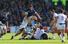 Scotland shrug off USA challenge to claim second-half bonus point