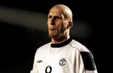A terrifying former Man United defender is chasing a Premier League coaching job