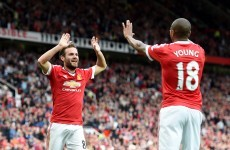 Top of the league and having a laugh - Man United are now targeting the quadruple
