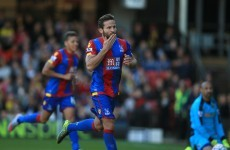 Yohan Cabaye spot on as Palace crash Watford's party to move up to 6th