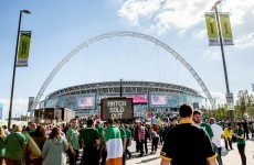 Letter from London: Ireland fill up Wembley on a beautiful RWC day