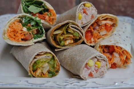 Wraps could be worse for you than you think