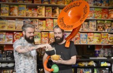 'I thought I wouldn't see mindless vandalism like this again after leaving Belfast' - London cereal cafe owner