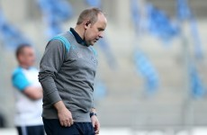 'Dublin are in a very strong place, we just hope we're a part of it again next year'