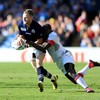 Scotland lose lock for World Cup, and concern swells with Finn Russell's ankle