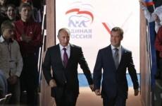 Putin to run for Russian presidency in 2012