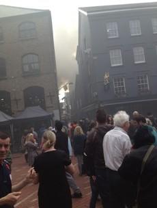 Firefighters bring Cork city centre blaze under control