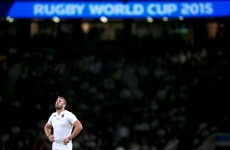 Do the maths... Robshaw and England miscalculated badly in not taking 3 points