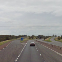 Man (45) arrested after driving wrong way down M1