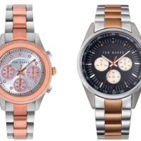OUR BIRTHDAY GIVEAWAY: Win his and hers Ted Baker watches from Timemark