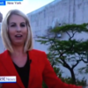 RTÉ's Caitriona Perry almost got creamed by her own equipment on live TV