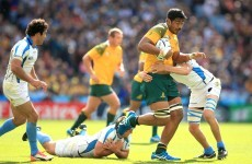 Australia and Scotland have both been forced into injury call-ups