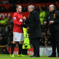 Rooney denies handing in Man United transfer request - but admits rift with Ferguson