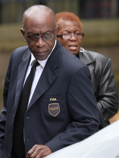 Sepp Blatter's ally Jack Warner banned from football for life following Fifa investigation