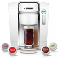 This 'coffee machine' lets you make actual Coke at home